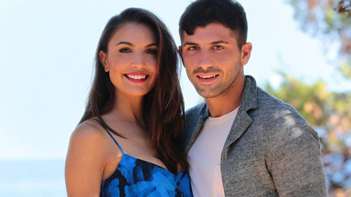 Valeria Bigella e Alessio Bruno a Temptation Island 2017 (1)