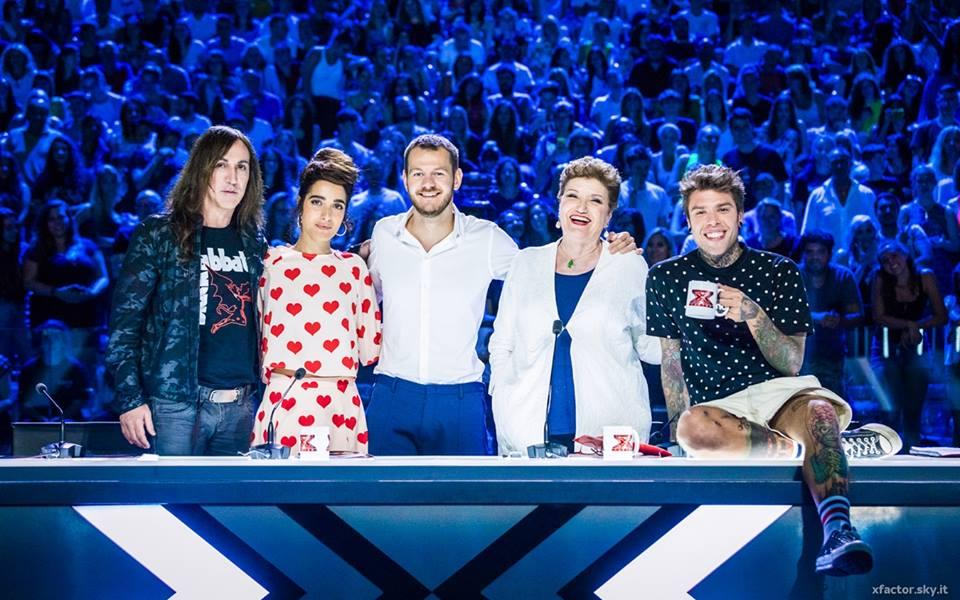 X Factor 11 giudici