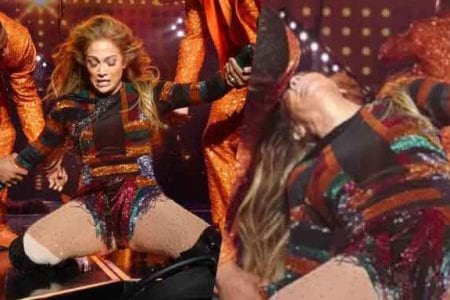 jennifer lopez incidente