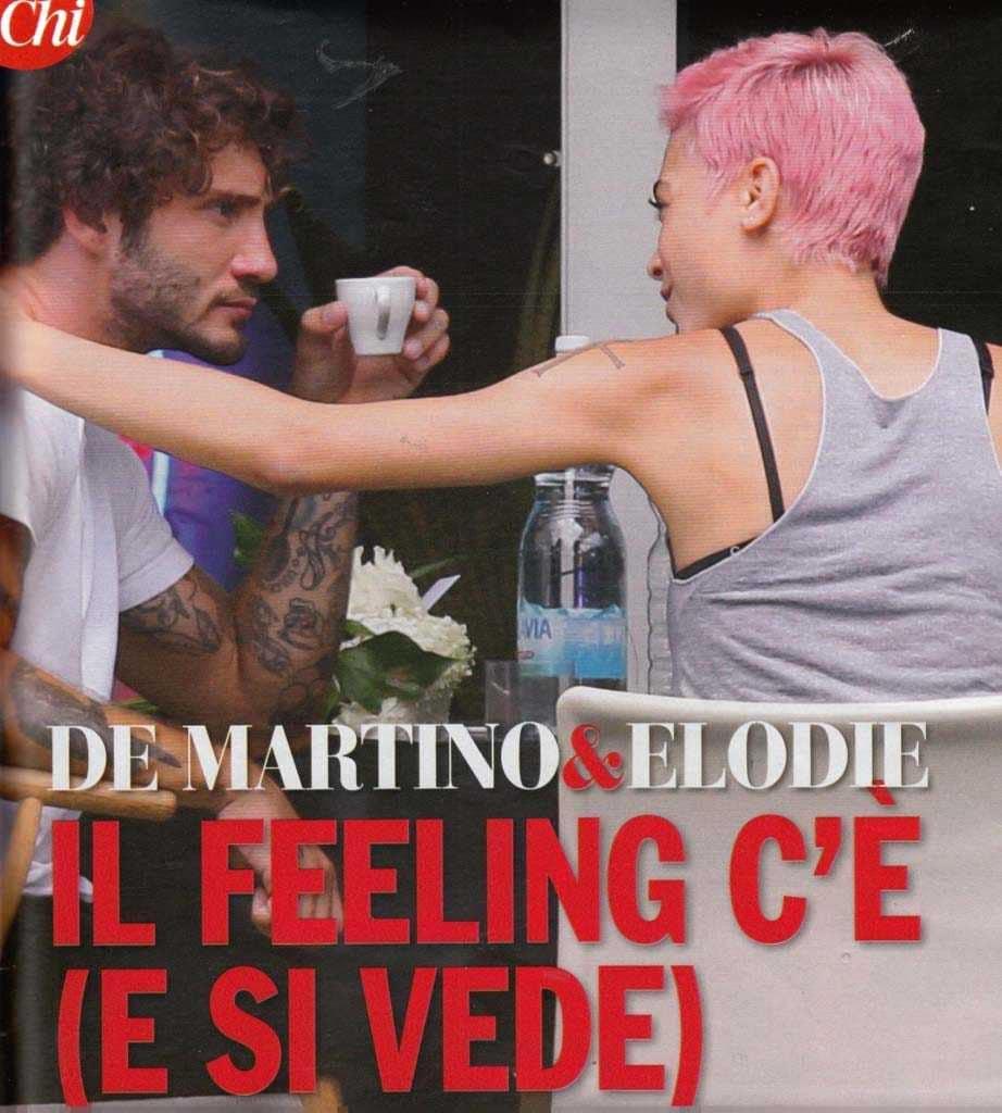 Elodie e Stefano De Martino Chi