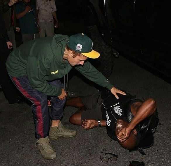 Justin Bieber paparazzo incidente (1)