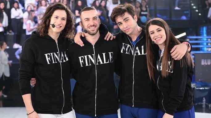 amici finalisti