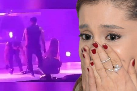 ariana-grande-falls-stage-dancer-video