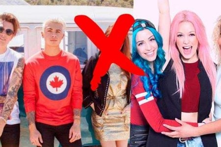 benji e fede sweet california