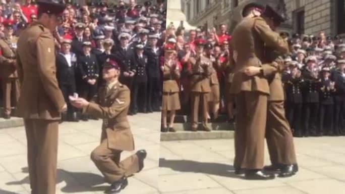 london pride militari