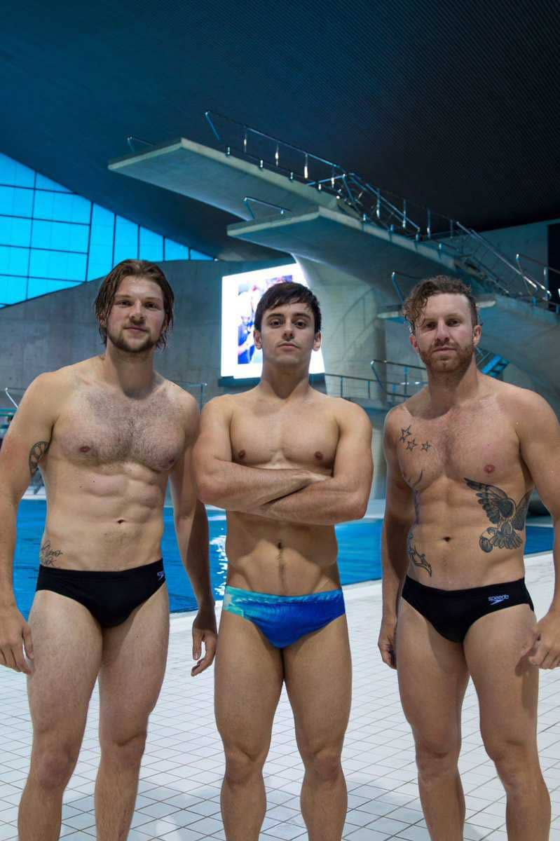 tom daley the lean machines