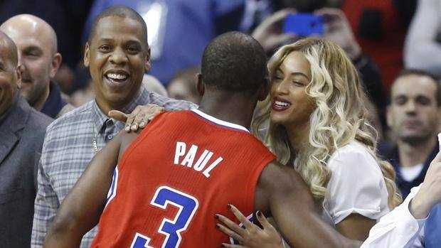 Beyonce NBA Houston Rockets (1)