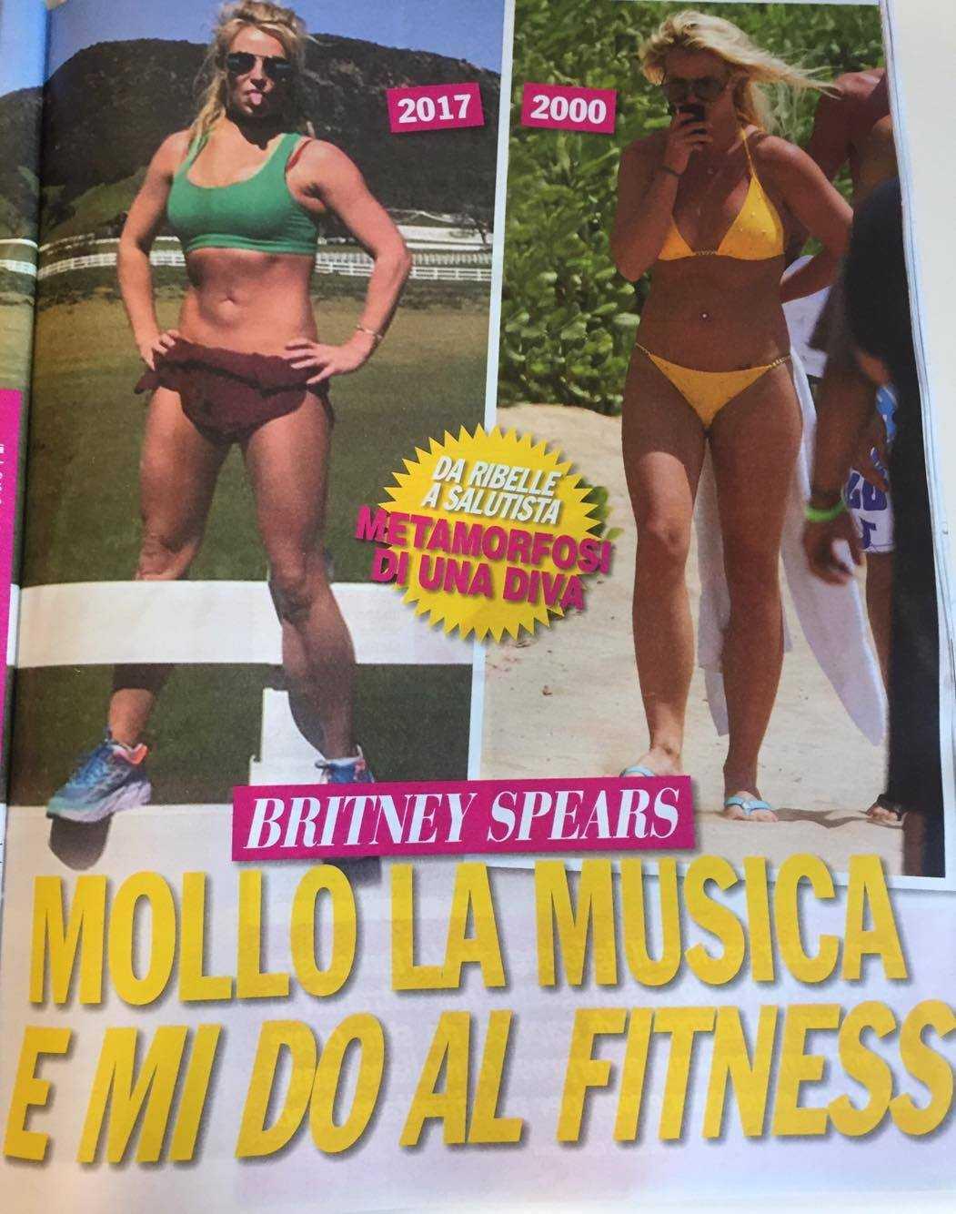 Britney Spears fitness Spy (2)