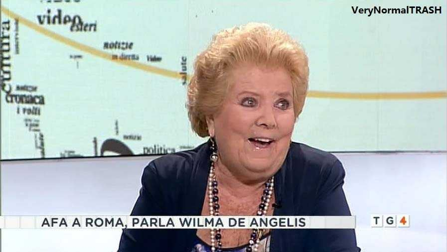 Wilma De Angelis Afa