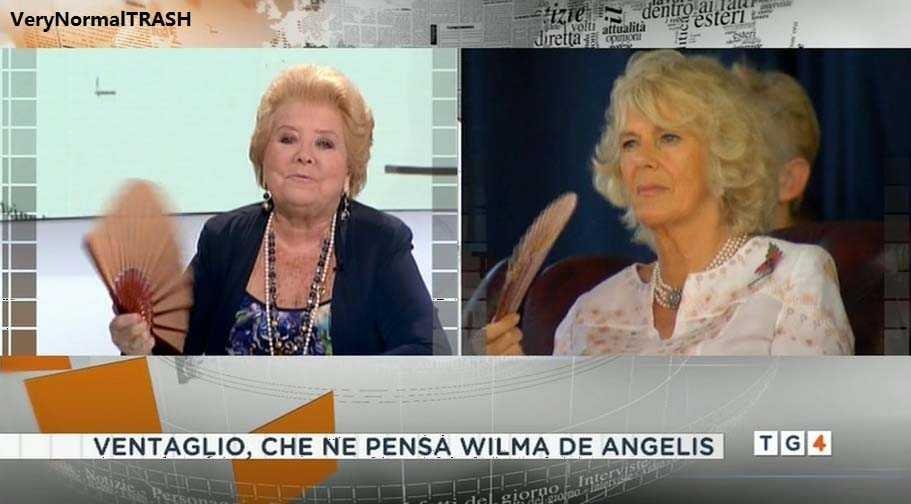 Wilma De Angelis Ventaglio