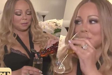 mariah carey honey champagne video