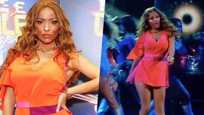 Alessia Macari Beyonce Tale e Quale Show