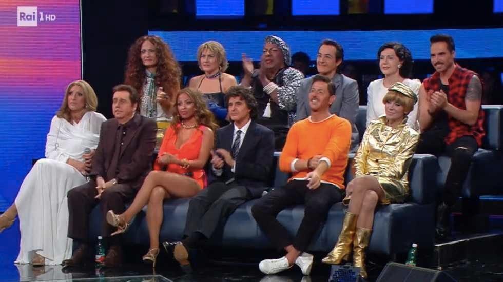 Cast Tale e Quale Show 2017