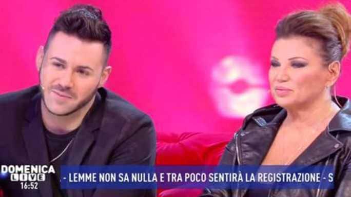 Serena Grandi Edoardo Ercole