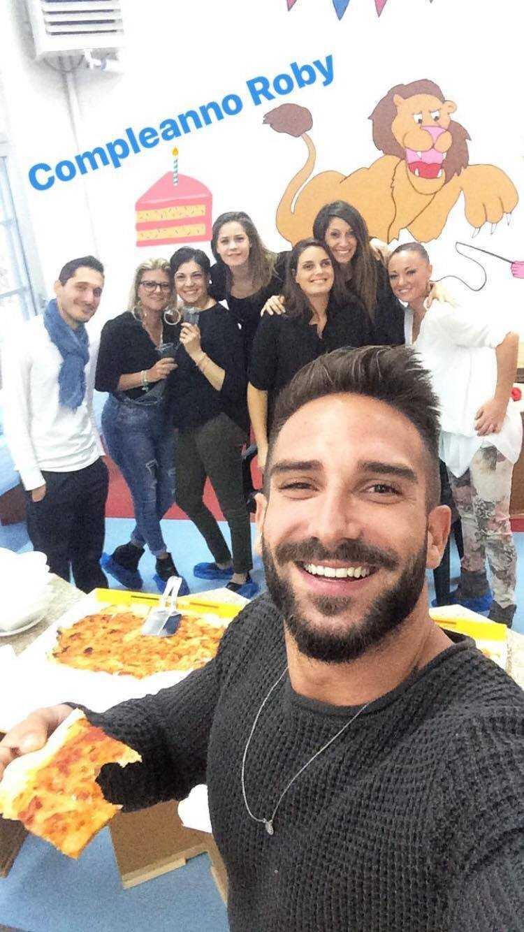 Alessandro D'Amico Instagram