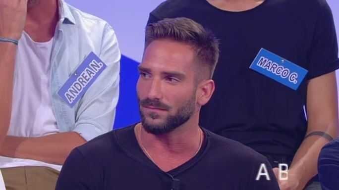 Alessandro D'Amico Uomini e Donne
