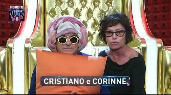 Cristiano e Corinne