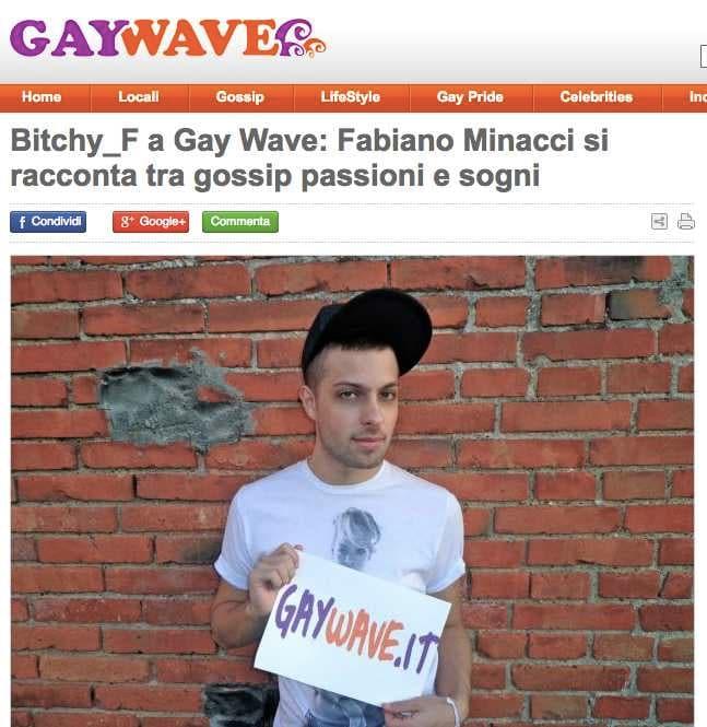 Fabiano Minacci GayWave