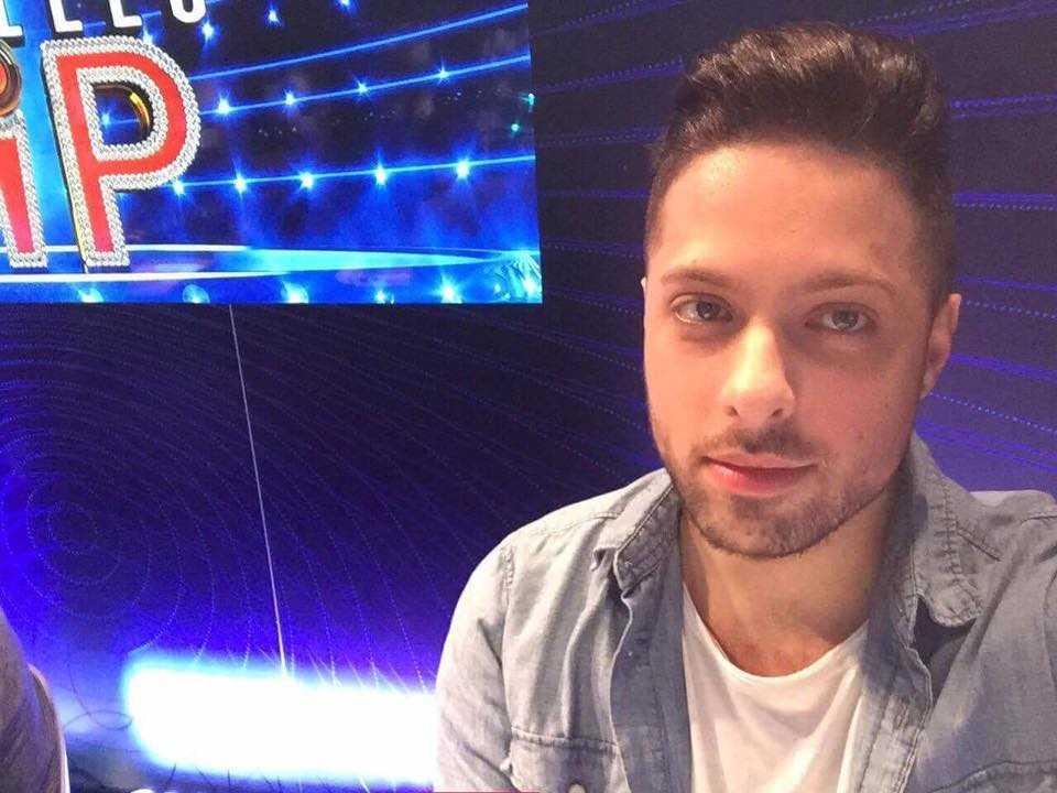 Fabiano Minacci Grande Fratello Vip
