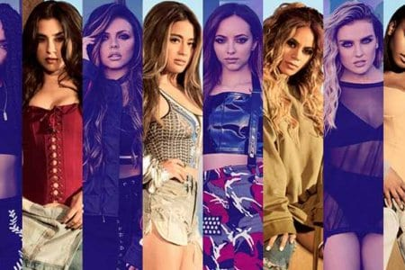 Little Mix e Fifth Harmony