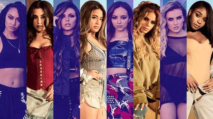 Little Mix e Fifth Harmony