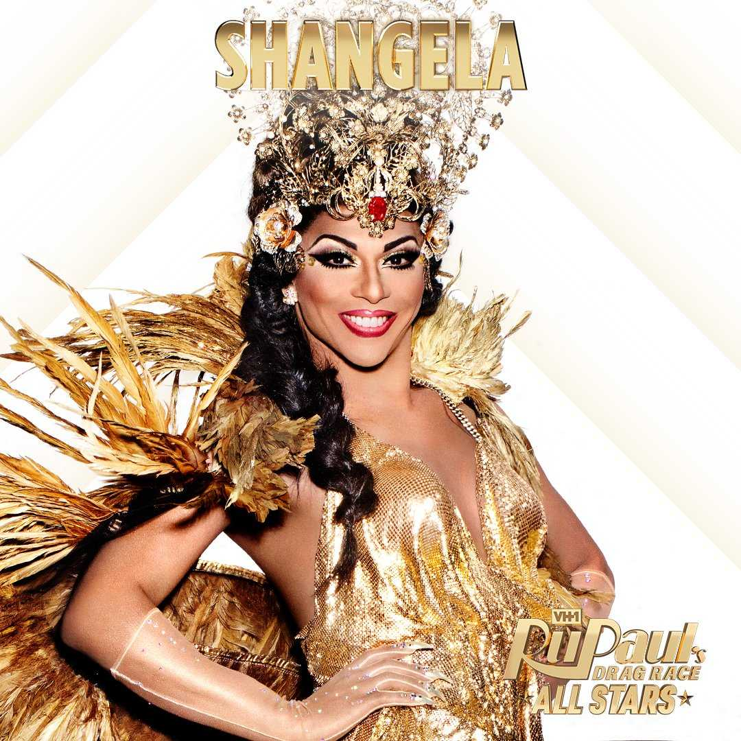 RuPaul Drag Race All Stars 3 - Shangela