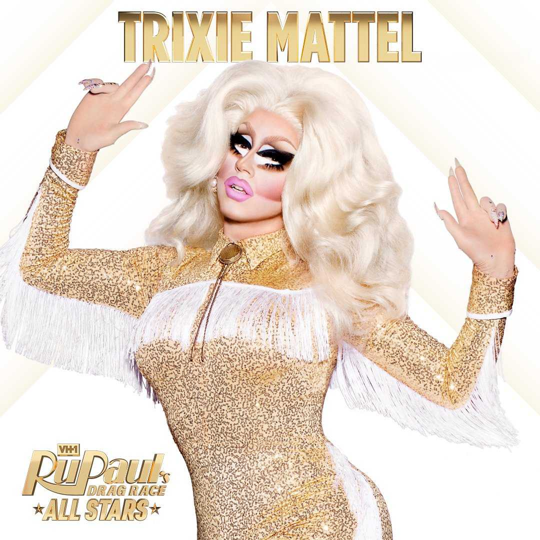RuPaul Drag Race All Stars 3 - Trixie Mattel