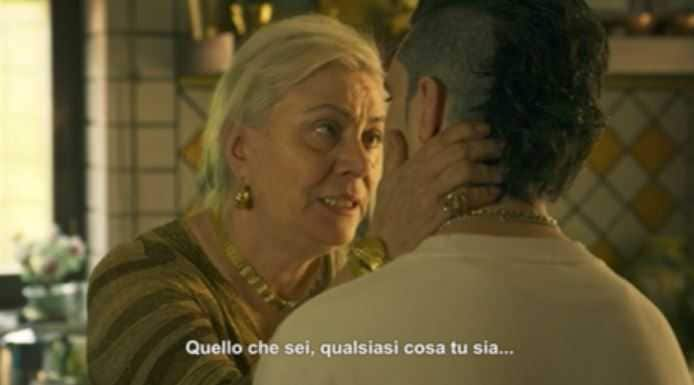 gay sesso TV scene