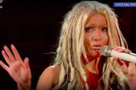 Tale e Quale Show Christina Aguilera