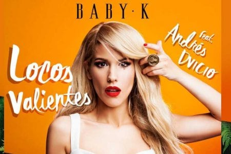 baby k locos valientes video audio