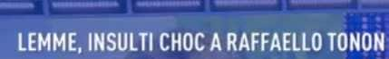 insulti choc