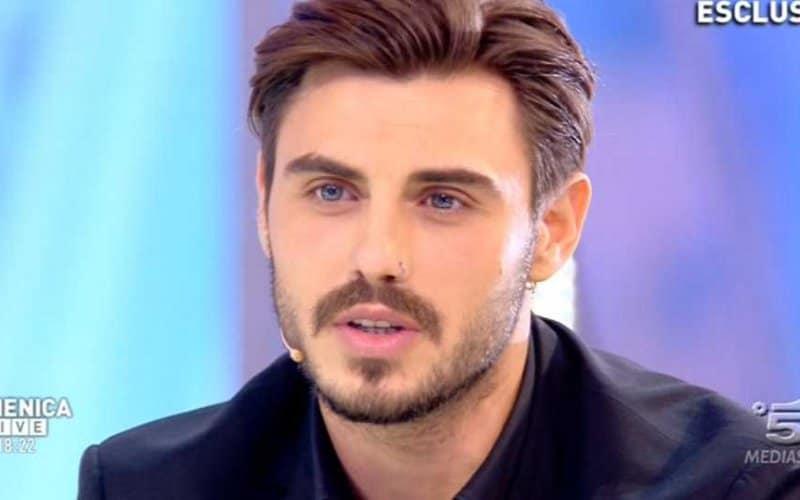 Francesco Monte a Domenica Live