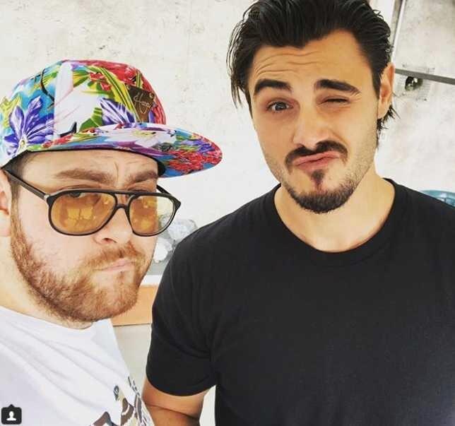 Nicola Zaccaro e Francesco Monte