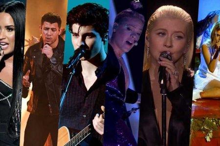 ama american music awards performance video