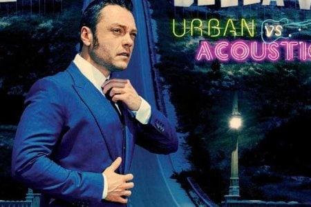 tiziano ferro urban vs acoustic il mestiere della vita