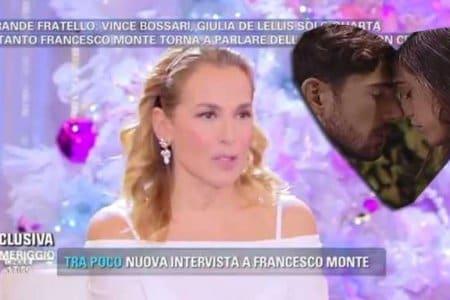 Barbara d'Urso Cecilia Rodriguez Ignazio Moser
