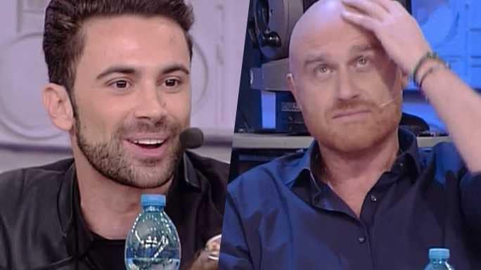 Luca Vismara contro Rudy Zerbi