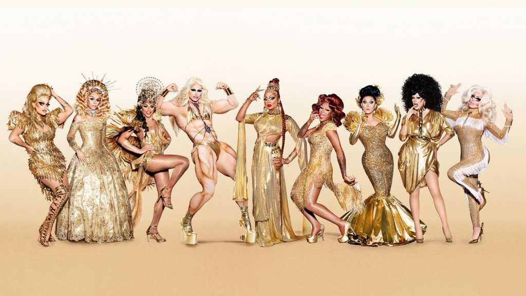 RuPaul Drag Race Cast All Stars 3