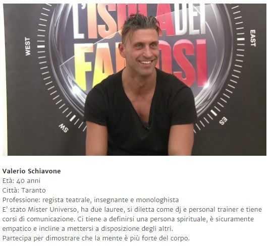 Valerio Schiavone
