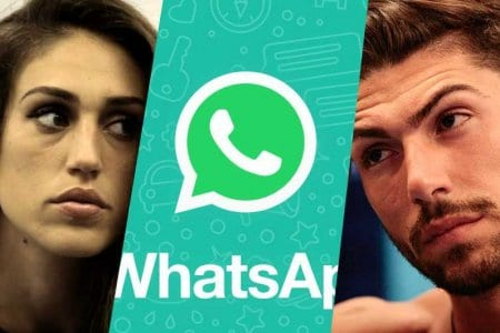 cecilia-rodriguez-ignazio-moser-messaggi-whatsapp