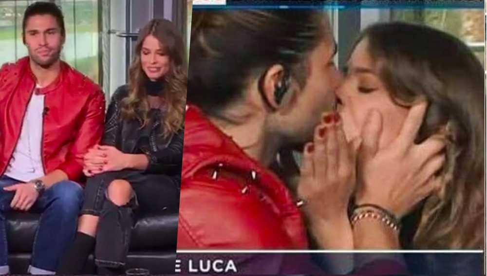 ivana luca bacio