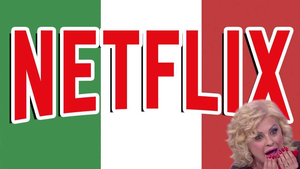 netflix serie pèiu viste italia