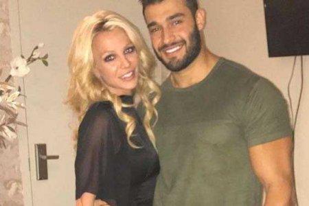 Britney Spears e Sam Asghari