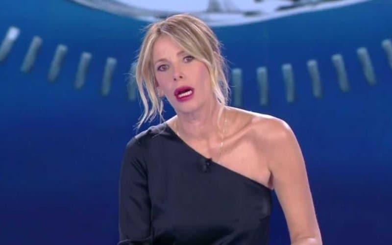 Alessia Marcuzzi Isola dei Famosi 2018