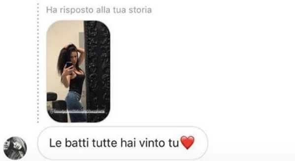 Antonella Mosetti batti tutte