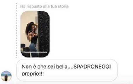 Antonella Mosetti spadroneggi