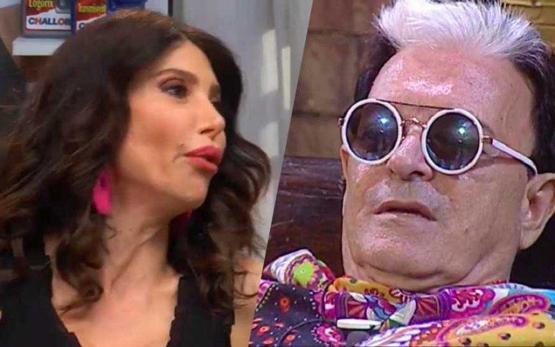 Carmen Di Pietro e Cristiano Malgioglio