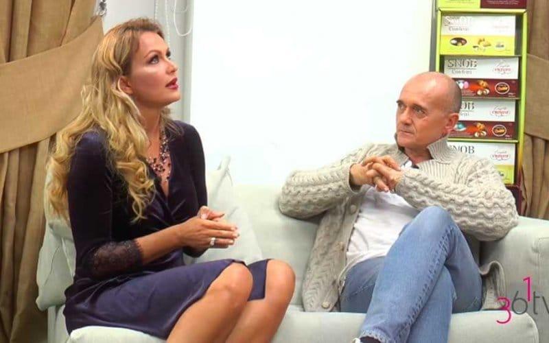 Eva Henger e Alfonso Signorini 361 Magazine