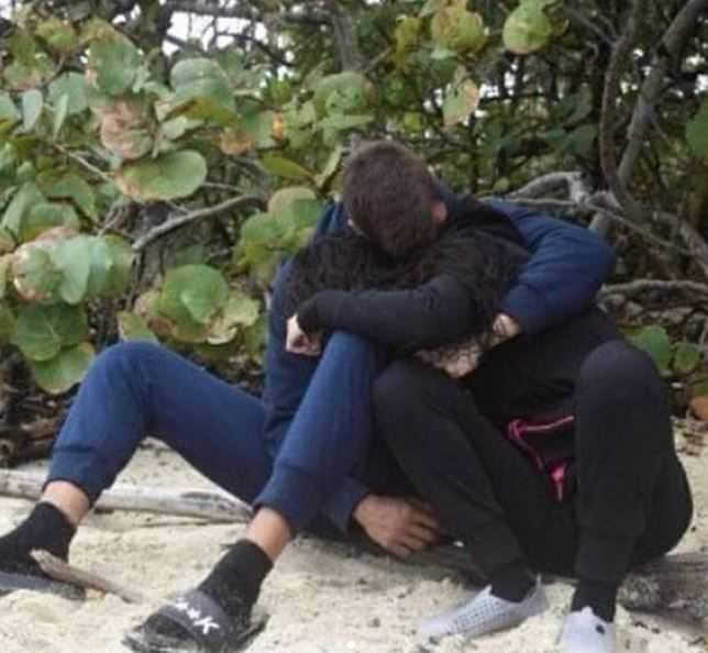 Francesco Monte piange Isola dei Famosi