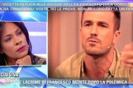 Georgette Polizzi Luca Dorigo Malattia